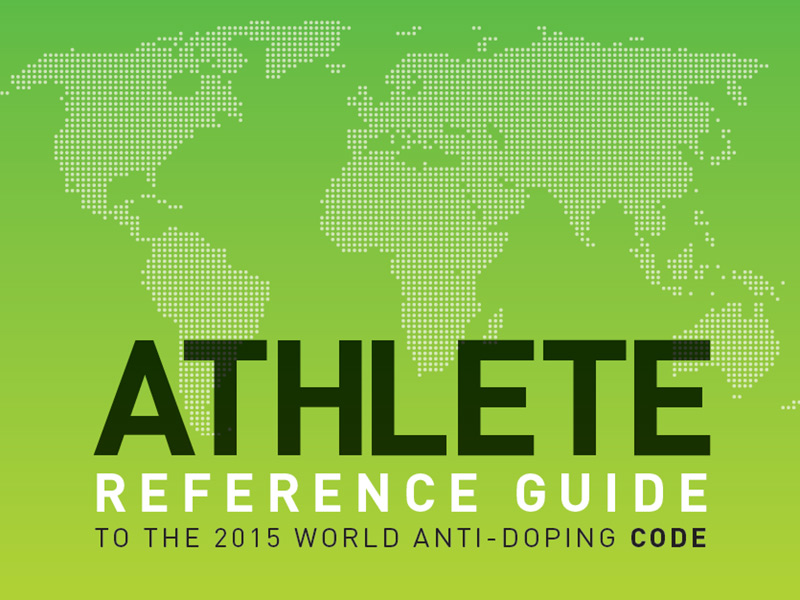 Athlete Reference Guide En Cover